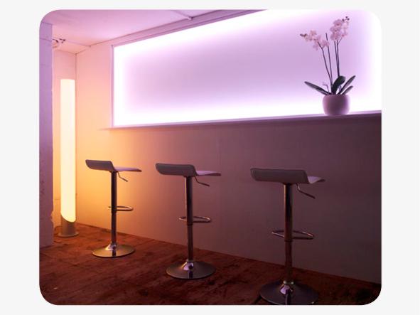 <span class='widget_first'>Raumgestaltung</span> LED-Lightwall