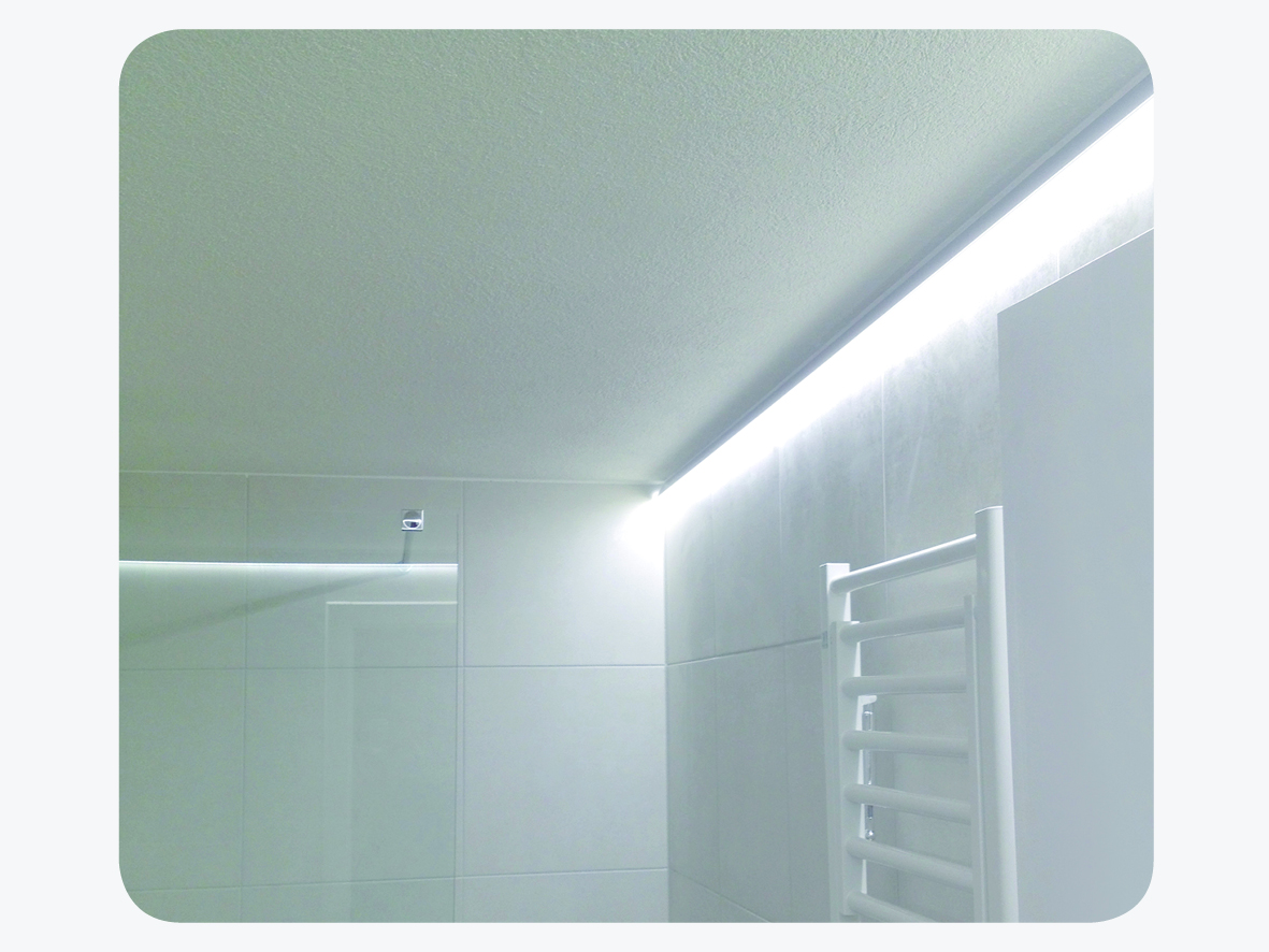 <span class='widget_first'>LED</span> Beleuchtung Badezimmer