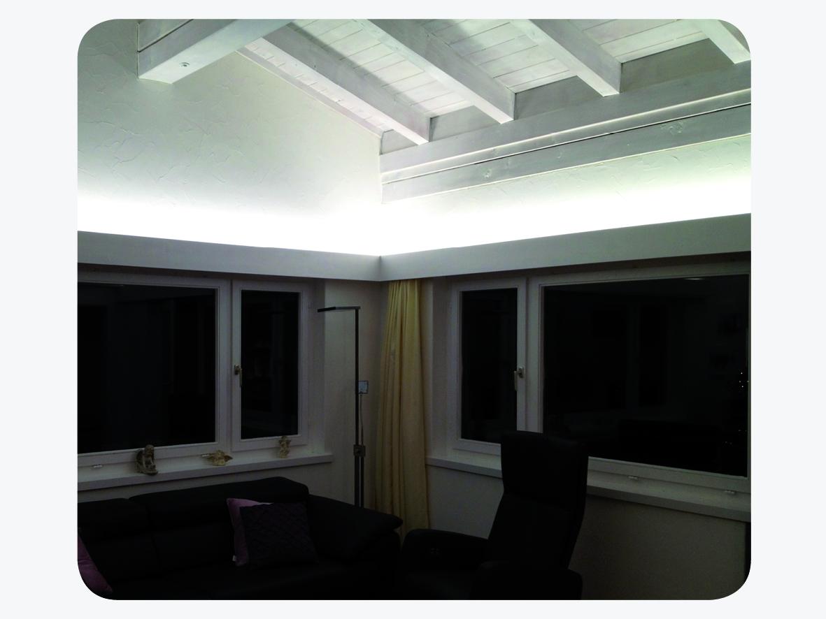 <span class='widget_first'>LED</span> Beleuchtung Wohnraum
