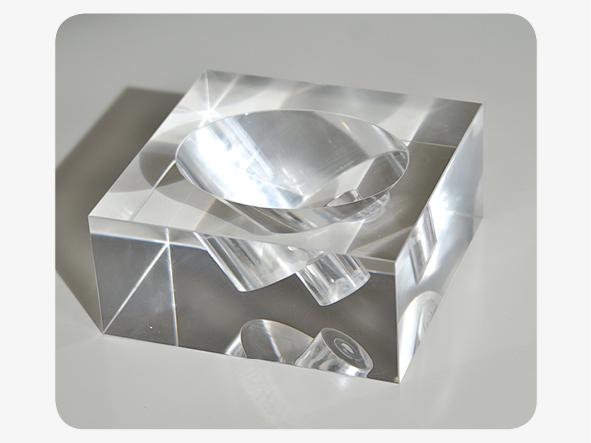 technische Teile Plexiglas