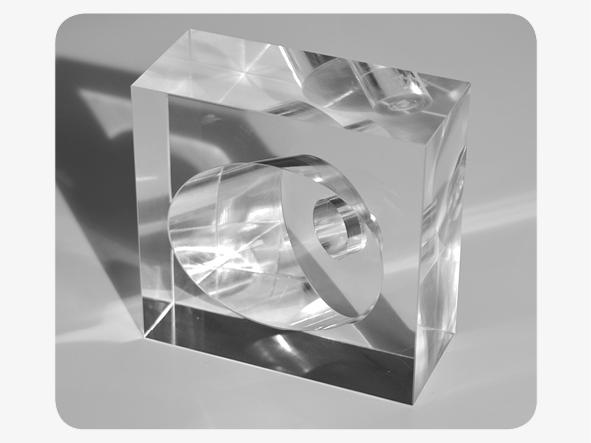 Plexiglas CNC Bearbeitung