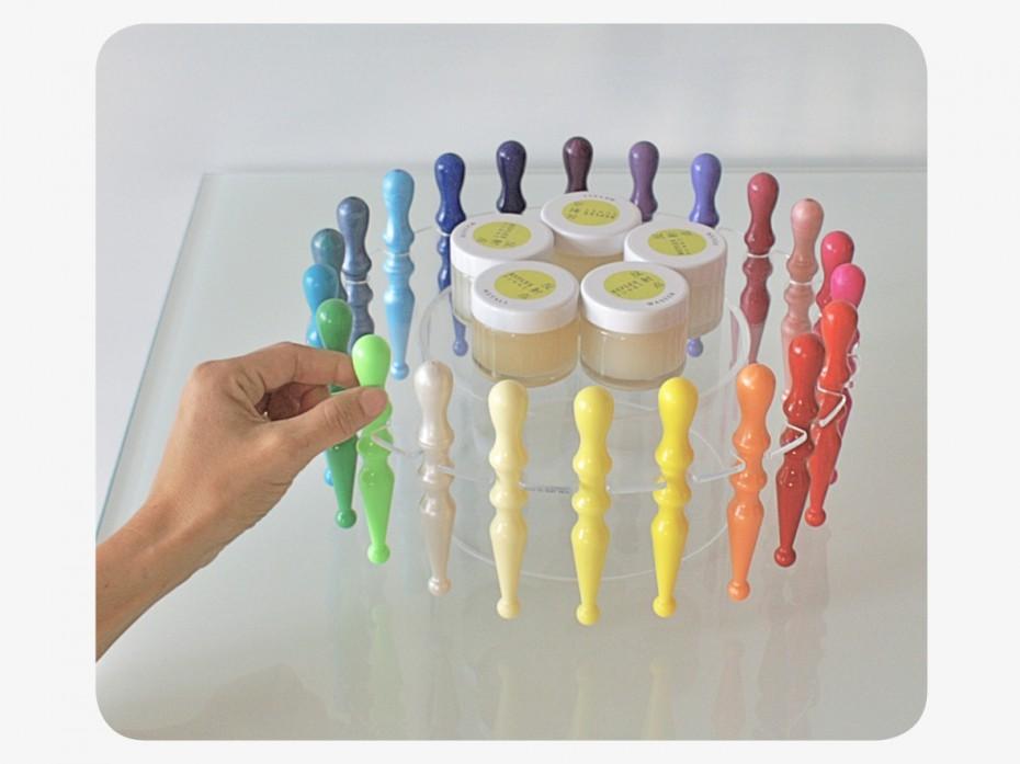 Plexiglas Display zur Produktepräsentation
